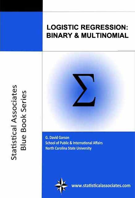 Logistic Regression: Binary and Multinomial