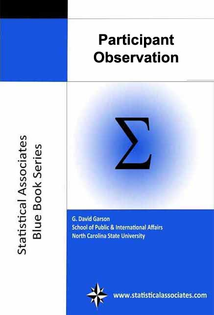 Participant observation sociology essays